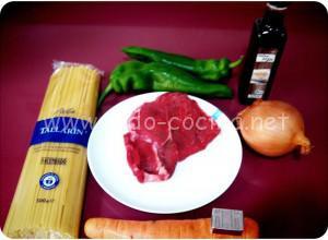tallrines ingredientes