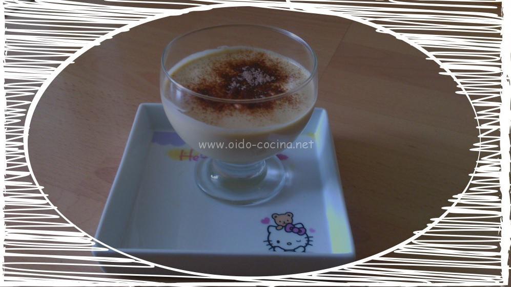 Mousse de caf y mascarpone o do cocina - Oido cocina coruna ...