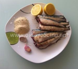 Sardinas ingredientes